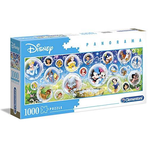 5156 ディズニー パノラマ ジグソーパズル パズル 1000ピース Disney Classic Panorama puzzle [並行輸入品]