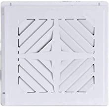 ZSQAW Ventilation Fan, Quiet Air Flow, Long Lasting, Easy to Install, Code Compliant, White