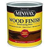 Minwax 700504444 Wood Finish Interior Penetrating Stain, Quart, Espresso