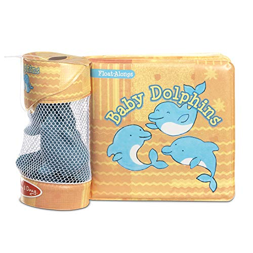 Melissa & Doug Float Alongs: Baby Dolphins