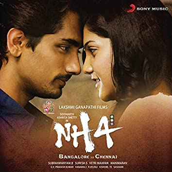NH4 - Bangalore to Chennai (Original Motion Picture Soundtrack)