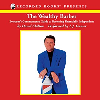 The Wealthy Barber cover art