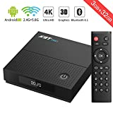 [Android 7.1+3G/32G] TICTID Android TV BOX X9T PRO / S912 Octa core ARM...