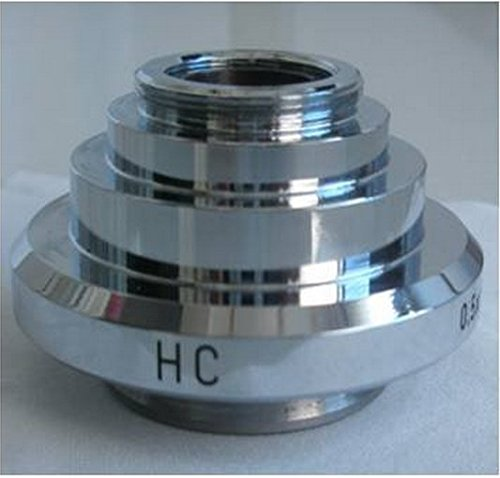 Gowe Marke New 0,5x C-Mount-Adapter Relay Objektiv für Leica/Zeiss Mikroskop.