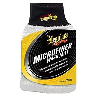 Meguiar's X3002 Microfiber Wash Mitt – Super-Thick Reusable Wash Mitt for Ultimate Finish (B000RXKR6M)   Amazon price tracker / tracking, Amazon price history charts, Amazon price watches, Amazon price drop alerts