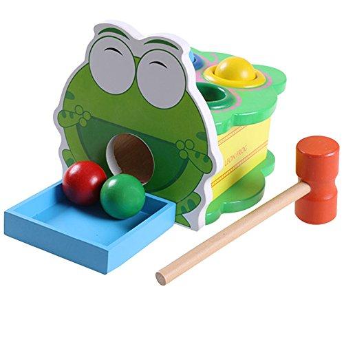 Jouets FEI Little Baby Intelligence 5 Styles Début Éducation (Taille : 14 * 12.5 * 8cm)