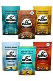 koawach Starter Set - Koffein Kakao Guarana Vegan heiße Schokolade Geschenkset Getränk weniger Zucker Kokosblütenzucker Energy Drink Backkakao Bio Fairtrade (6x100g)