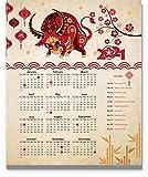 Handmade Wall Calendars