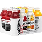 Best Hydrating Drink: Vitaminwater Electrolyte-Enhanced Water