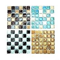 Magt ネイルアートカラーカード ネイルチップジェル ポリッシュディスプレイトレイ 写真の小道具マニキュアツール(4pcs)