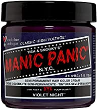 Manic Panic Violet Night Hair Dye – Classic High Voltage