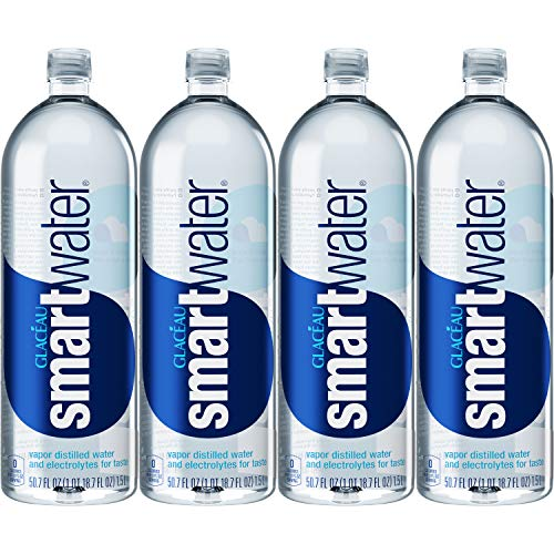Glacéau Smartwater, Vapor Distilled Water And Electrolytes For...