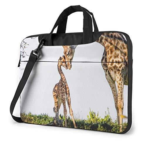 Laptop Messenger Laptop Bag Watercolor Valentine's Day Shoulder Bag Briefcase Office Laptop Sleeve Case Satchel Tablet for Men Women