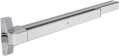 Dynasty Hardware Push Bar Panic Exit Device Aluminum