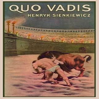 Quo Vadis audiobook cover art