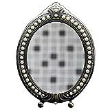 CESULIS Espejo de Pared Llevado Espejo de Maquillaje Espejo de Maquillaje Maquillaje Espejo con luz, LED 7X Ampliación de Maquillaje Espejo Espejo de baño Espejo de Ventosa rotación de 360 Grados