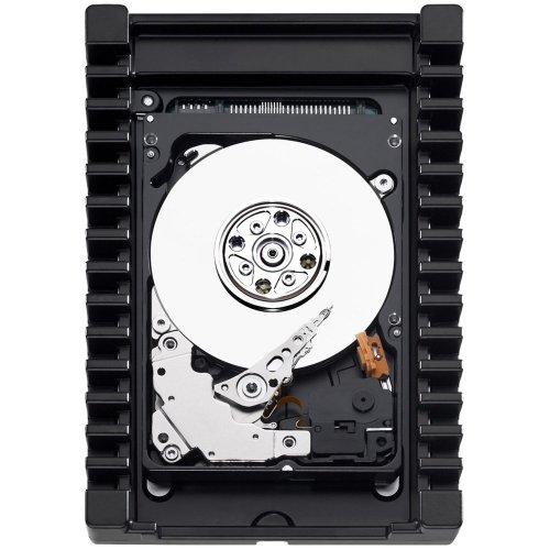 HPE Ersatzteil 900GB HDD 10K 6G Hot Plug 6,4cm 2,5Zoll SAS DP Fuer Eva M6625 Part QR478A (S)