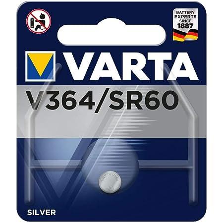 Varta Batterien Electronics V395 Lithium Knopfzellen Elektronik