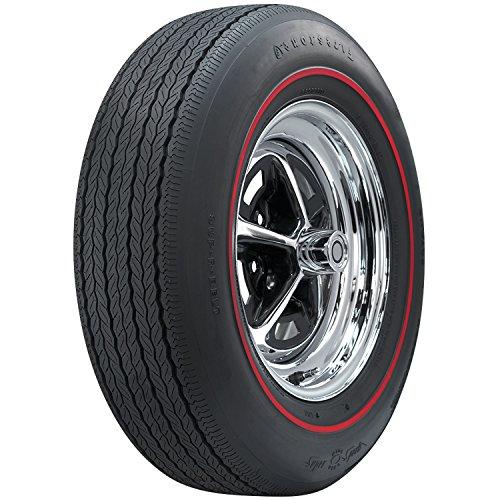 Coker Tire 55290 Firestone Wide Oval Radial Redline GR70-14
