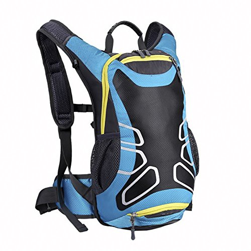 Withu KYD 15L Cycling Backpack with Helmet Holder, Lightweight Ski Rucksack (Mini,...