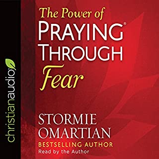 The Power of Praying through Fear cover art