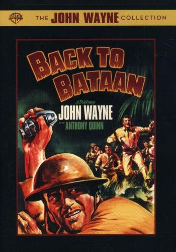 Back to Bataan (DVD)