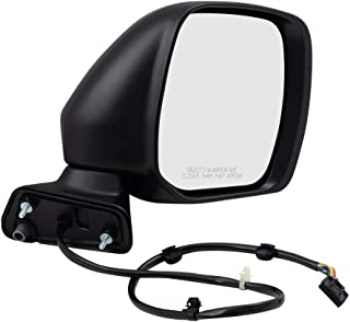 Power Side View Mirror Passenger Heated Signal for 11-17 Nissan Quest 963011JA1C