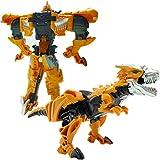 Tockrop Robotic Dinosaur Action Figure Hero Autobot Transforming Toy - Birthday for Boys Girls Kids