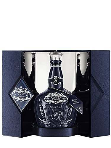 Chivas Regal Royal Salute Diamond Tribute 0,7 Liter
