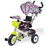 Triciclos Triciclos 3 en 1 para niños 12 meses a 6 años...