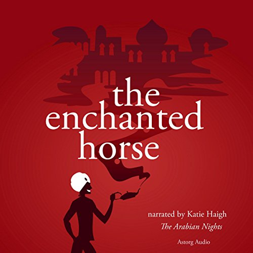 The Enchanted Horse cover art