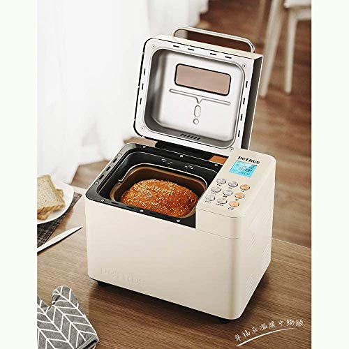 Best Buy! CattleBie Home Bread Machine Multi-Function Automatic and Noodles Fermented Breakfast Spit...