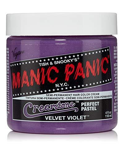 Manic Panic Creamtones Perfect Pastel Haarfarbe (Velvet Violet)