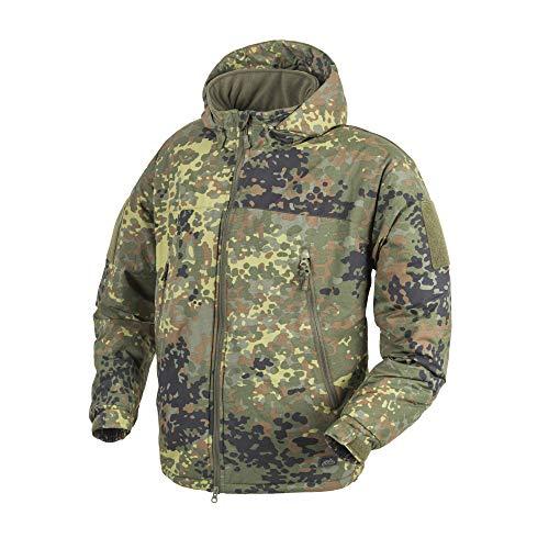 Helikon-Tex Level 7 Lightweight Winter Jacket - ClimaShield Apex Flecktarn M/Regular