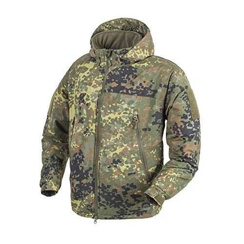 Helikon-Tex Level 7 Lightweight Winter Jacket - ClimaShield Apex Flecktarn XXL/Regular