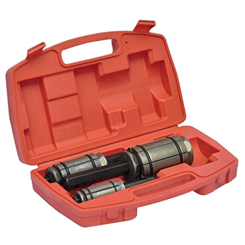 Luckyfu Set pratiquer pour Tuyau d'échappement, 29 – 87 mm, 3 pezzi. Accessoires pour véhicules boîte à Outils du véhicule réparation du véhicule