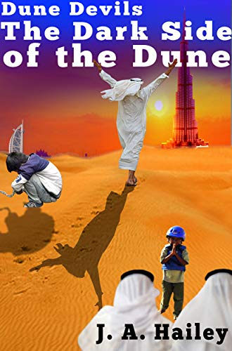 Book: Dune Devils - The Dark Side of the Dune by J. A. Hailey