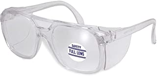 MS Magnifying Safety Glasses - Anti-Fog, 3.00