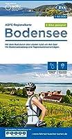 ADFC-Regionalkarte Bodensee, 1:50.000, reiss- und wetterfest, GPS-Tracks Download