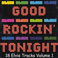 18 Elvis Tracks Vol 1