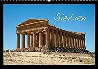 Sizilien (Wandkalender 2022 DIN A2 quer): Sonneninsel Italiens (Monatskalender, 14 Seiten )