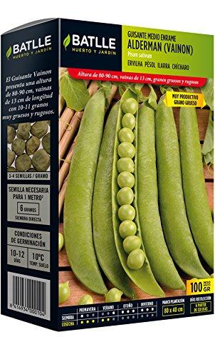 Batlle Graines de légumes – Vainon Moyen (100 g)