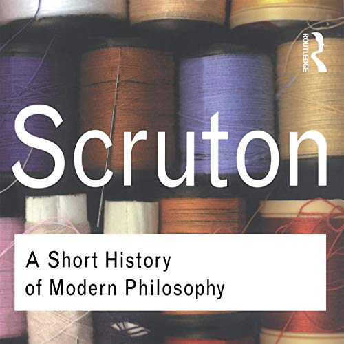 A Short History of Modern Philosophy cover art