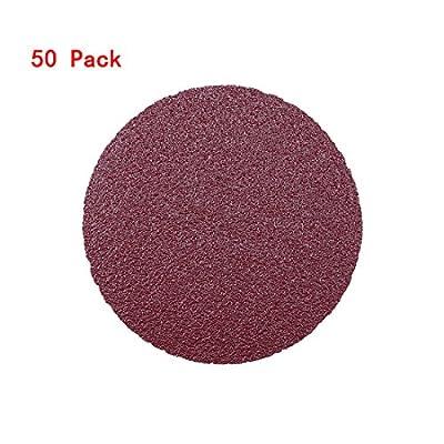 "LANDGOO 3"" Sanding Discs Sandpaper Sheet Pads Rund"