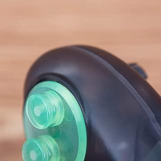MOMU Double Alarm Mode Electronic Fishing Bite Alert LED Black Wireless Cap Indicator Light Alarm Sound Night Fishing Supplies