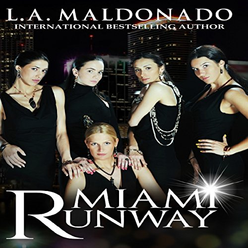 Miami Runway audiobook cover art