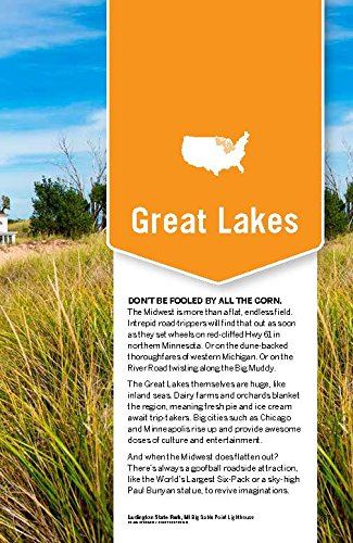 Lonely Planet USA's Most Useful Trips (Trips Country) - 51QyTFp9q+L