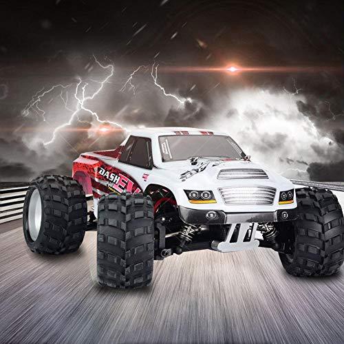 Oyunngs Ferngesteuertes Auto, 70 km/h Hochgeschwindigkeits-Geländewagen, 4WD 2,4 GHz 1:18 RC-Elektroauto, Hobby-Spielzeug-Geschenk für Erwachsene und Kinder