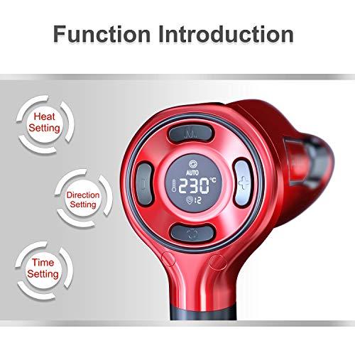 iGutech Mini-Lockenstab mit intelligentem Smart Sensor - 3