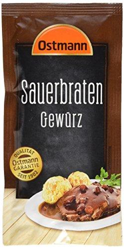 Ostmann Sauerbraten Gewürzmischung, 6er Pack (6 x 12.5 g)
